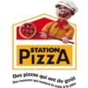 Logo Station Pizza Pizzeria