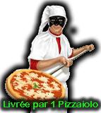Pizza Livrée Domicile