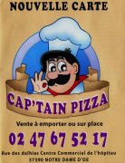 Cap'tain Pizza