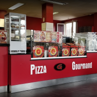 Pizza Gourmand