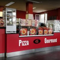 Pizza Gourmand