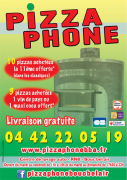 Pizza Phone