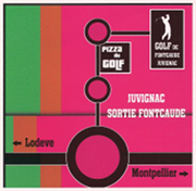 Pizza Du Golf