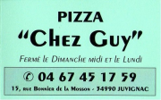 Pizza Chez Guy