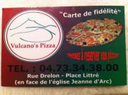 Vulcano's Pizza