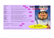 Tonton Dom Pizza