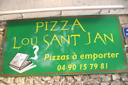 Pizza Lou Sant Jan