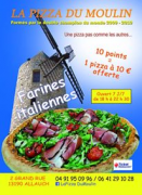 La Pizza Du Moulin