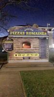 Pizzas Romaines