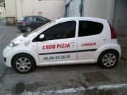 Croq Pizza