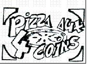 Pizzas Aux 4 Coins