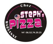 Steph's Pizza à Marsanne