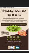 Snack Pizzeria Du Logis
