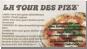 Pizzeria La Tour des Pizz'
